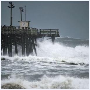 Atlantic Beach Fishing Pier